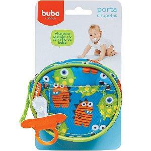 Porta Chupetas Monstrinhos - Buba Baby
