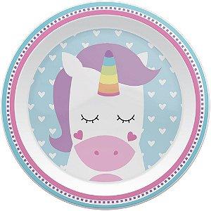 Pratinho Animal Fun Unicórnio - Buba Baby