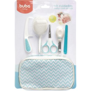 Kit Cuidados Baby Azul - Buba Baby