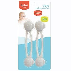 Trava Multiuso Flexível com 2 Unidades - Buba Baby