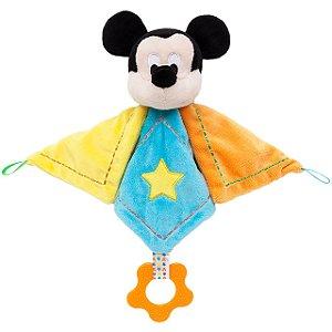 Naninha Lencinho com Mordedor Mickey - Buba Baby