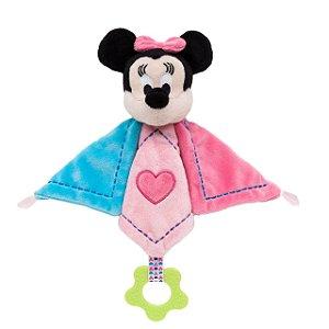 Naninha Lencinho com Mordedor Minnie - Buba Baby