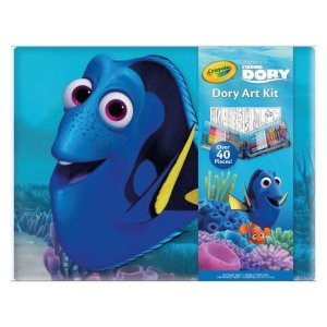 Dory Art Kit - Crayola