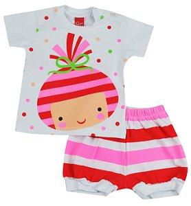 Pijama Candy 2 Peças - Get Baby