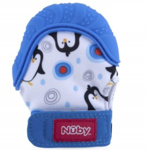 Luva Mordedor Azul – Nuby