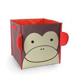 Organizador de Brinquedos Quadrado Macaco - Skip Hop