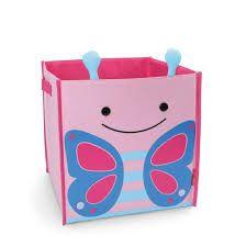 Organizador de Brinquedos Quadrado Borboleta - Skip Hop