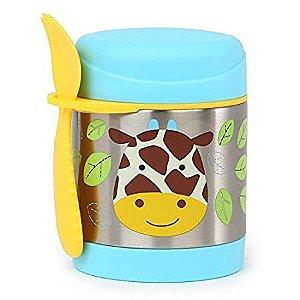 Pote Térmico Infantil de Inox Girafa - Skip Hop