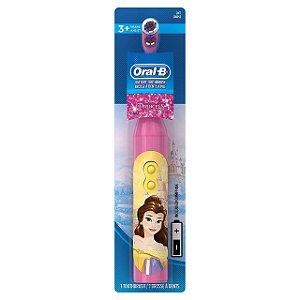 Escova Elétrica Infantil Princesa Bela - Oral B