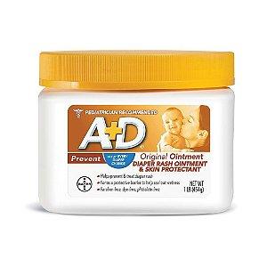 Pomada para Assaduras A+D Preventiva para Bebês
