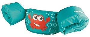 Colete Salva Vidas Caranguejo Verde - Puddle Jumper