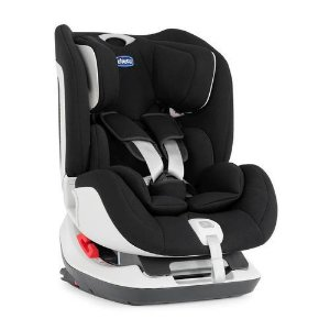 Cadeira Auto Chicco Seat Up 012 Jet Black - Chicco