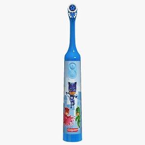 Escova Elétrica Colgate Pj Masks - Azul