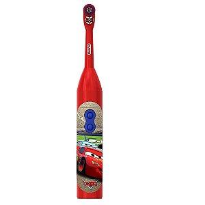 Escova Elétrica Infantil Carros Relâmpago Mcqueen - Oral B