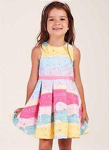 Vestido Mc Ice Cream 012 - Mon Sucré