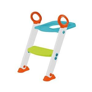 Assento Redutor com Escada Azul - Buba Baby