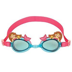 Óculos de Natação Infantil Sereia - Stephen Joseph