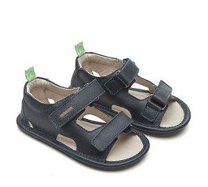 Sandália em Couro Baby Menino Dongy B.DON2S-545 - Tip Toey Joey