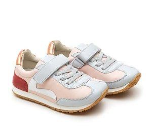 Tênis em Couro Baby Menino Little Start T.SAR8-3786 - Tip Toey Joey