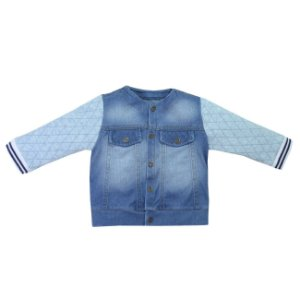 Grw Jaqueta Masc Denim Azul - Grow Up