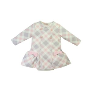 Grw Body Vestido Julieta Rosa - Grow Up