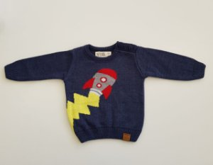 Sweater Adan Baby - Mini Lord