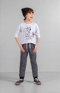 Camiseta Thunder Branco - Bugbee