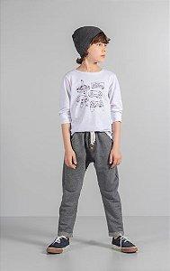 Camiseta Consoles Branco - Bugbee