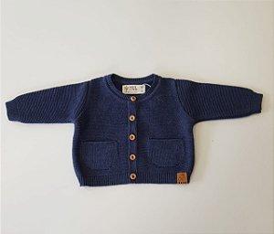 Cardigan Murilo Baby Azul - Mini Lord