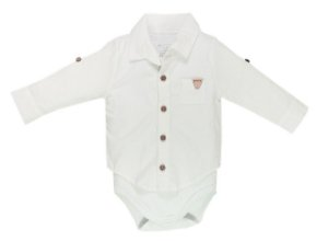 GRW BODY CAMISA MASC WHITE CANCUN BRANCO