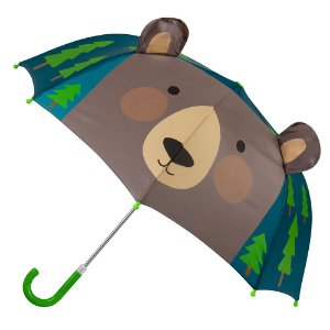 Guarda-Chuva Chuva 3D Urso - Stephen Joseph
