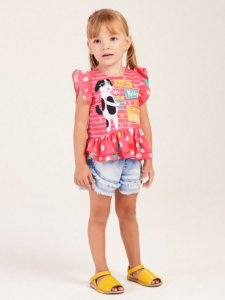 BLUSA MC DOGS E CATS 060