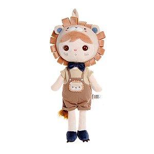 Boneca Jimbao Leão 33 cm - Ean 6954124922110 _ METOO