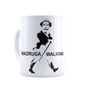 Caneca Madruga Walking