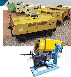 Venda de Compressor de Ar Semi Novos