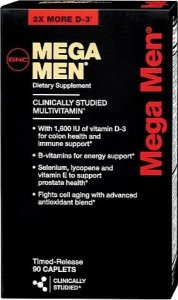Mega men Sports (GNC)