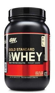 whey protein gold standard -2lbs