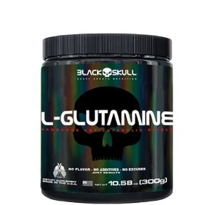 Glutamina 300gr - Blackskull