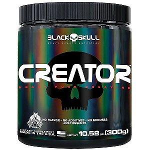 Creatina Black skull 300g