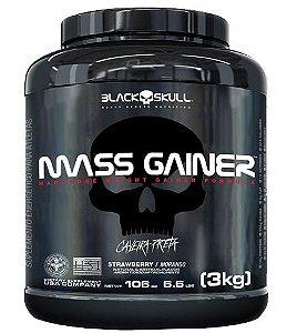 Mass gainer Caveira preta (3 kg) - Blackskull