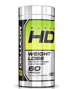 Super HD 60 caps - Cellucor