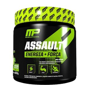 Assault 300g - Muscle Pharm