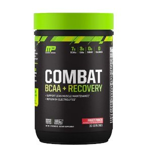Combat Recovery (Bcaa + Glutamina)  Muscle Pharm