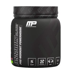 Assault Black 300g Muscle Pharm