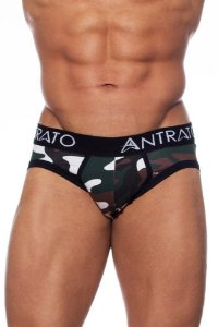 Cueca Bottom Free Camuflado