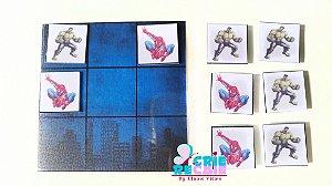 Jogo da Velha Personalizado - 12 peças