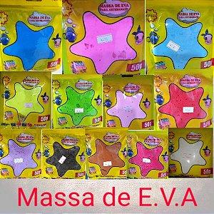 Massa de E.V.A Coloridas