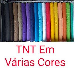 Tecido T.N.T Liso Colorido
