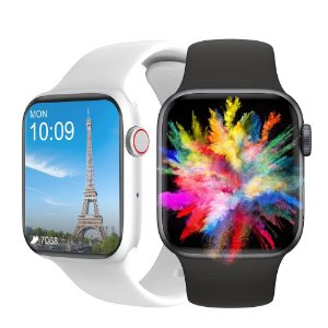 Relógio SmartWatch Lemfo DT100 Unissex para Android & iOS