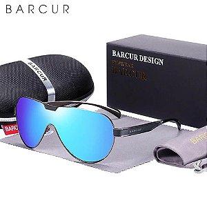 Óculos de Sol Esportivo 100% Polarizado BC8227 Unissex